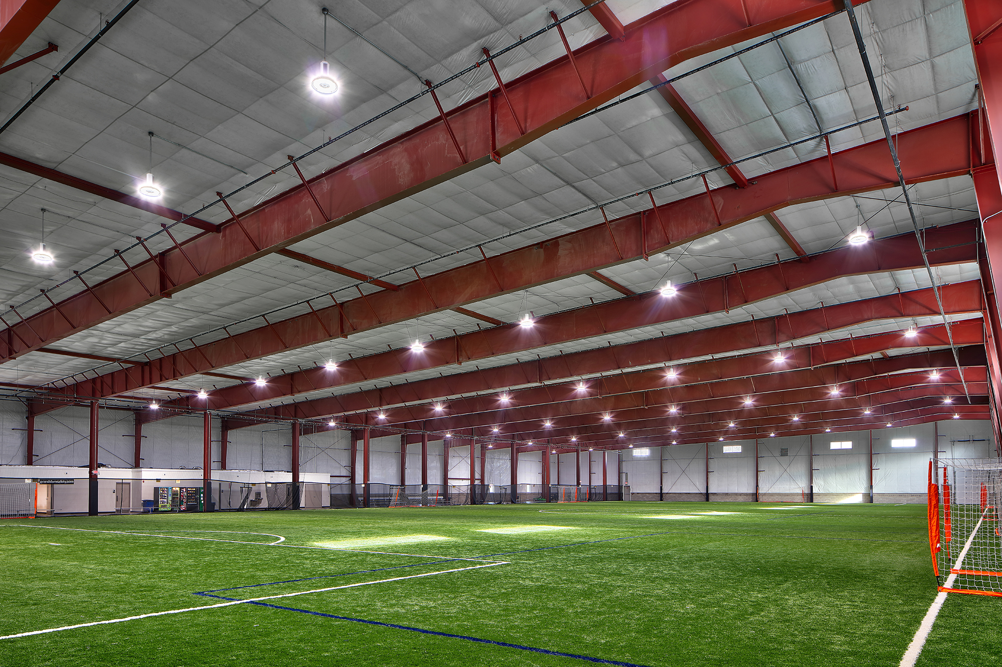 Our Facilities Empire United Soccer Academy