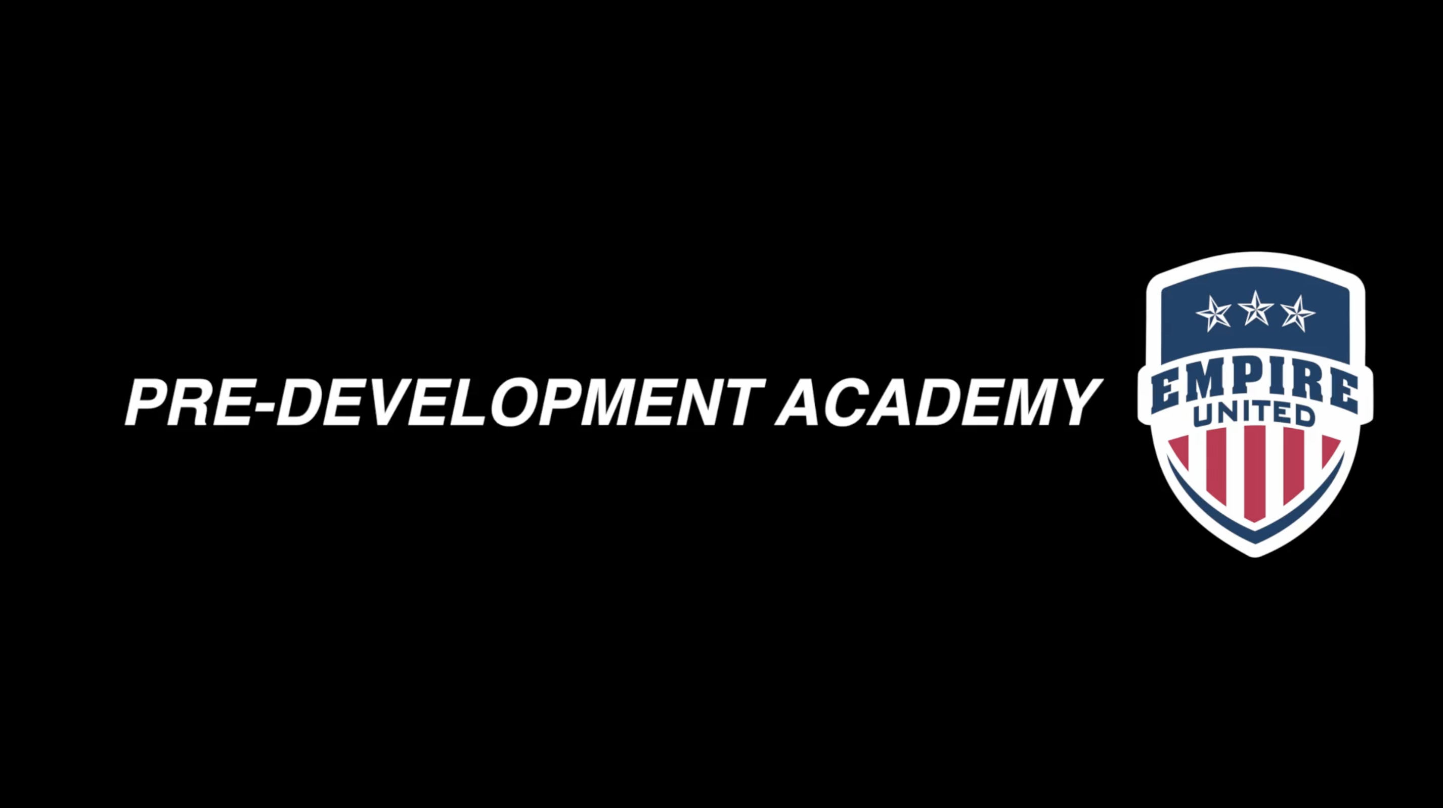 Pre-Development Academy Finishes 2018-19 Season