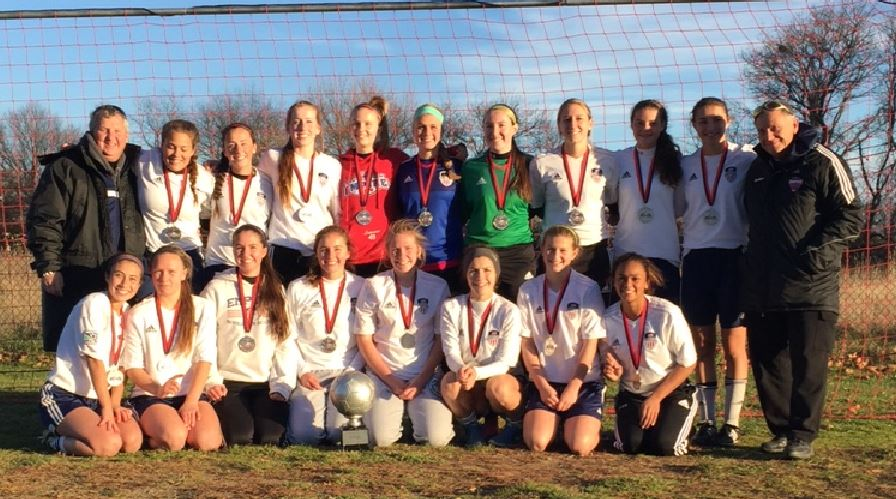 Rochester GU16's Win at NEWSS
