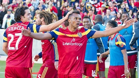 Jordan Allen Scores First Career MLS Goal, Tallies Game Winner