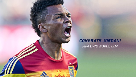 Empire United Graduate Jordan Allen Selected to Under-20 World Cup Roster