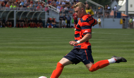 Empire United's Liam Callahan Leads Syracuse University to Division I Final Four