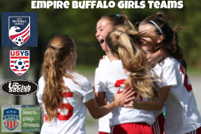 Empire Buffalo Girls Team