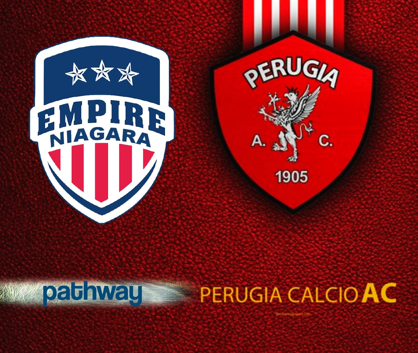 Empire's pathway to Europe - AC Perugia