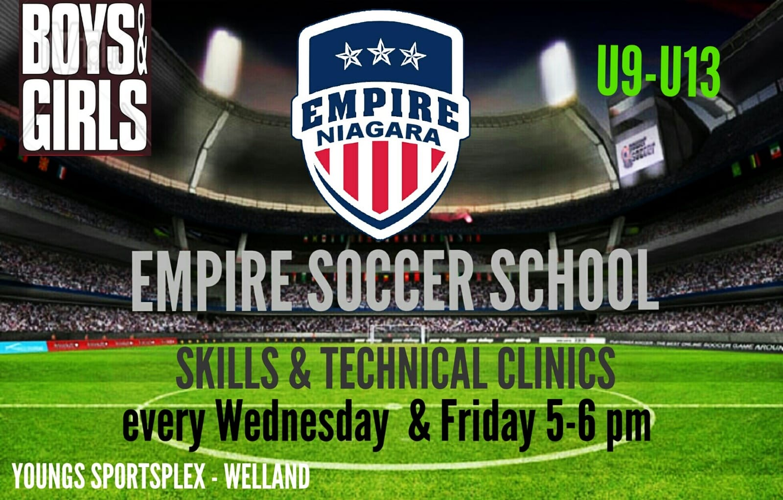 Empire Soccer School